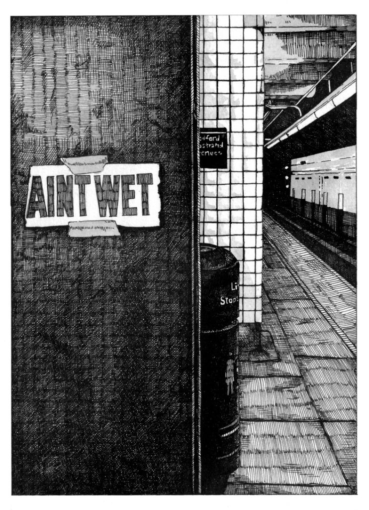 NYC_Aint Wet