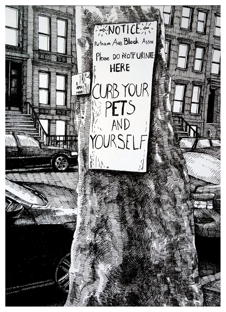 NYC_Curb your pets