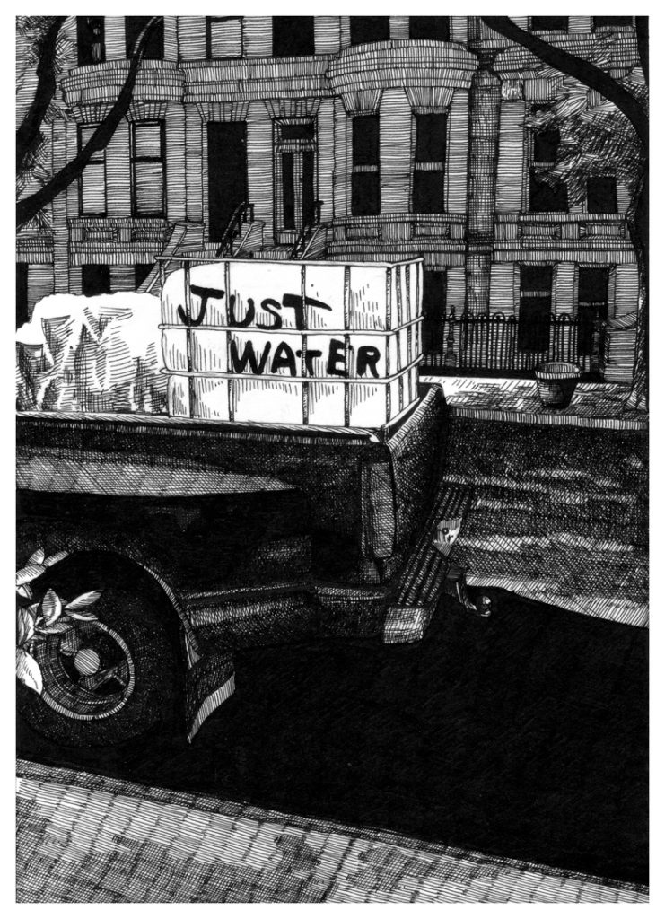NYC_Just Water