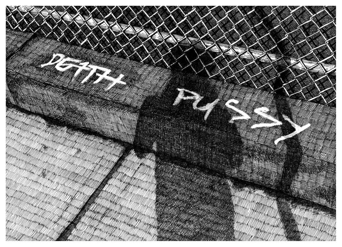death pussy NYC_Pussy Death
